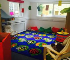WE CURRENTLY HAVE SPACES AVAILABLE IN OUR 2-5 ROOM