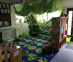 OUR BRAND NEW PRE-SCHOOL FACILITY IS NOW OPEN !